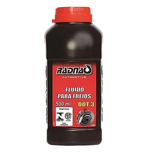 Fluido De Freio Radnaq Dot 3 500ml