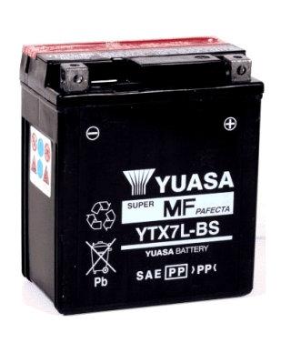Bateria Yuasa YTX7L