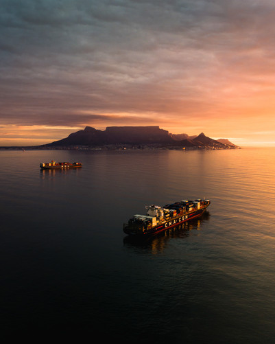 Cape Town Ships