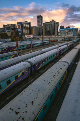 JHB Trainyard