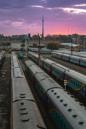 Johannesburg Trains