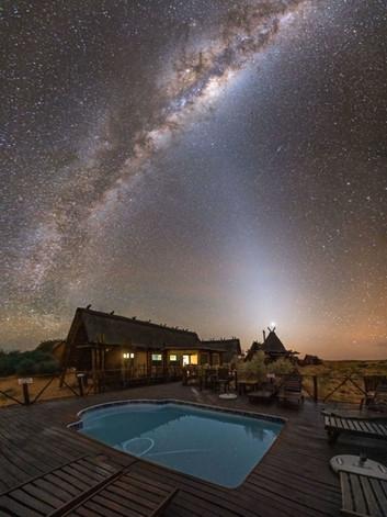 Xaus Lodge Zodiacal Light