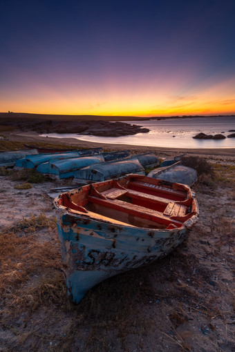 Paternoster Fishing Boat