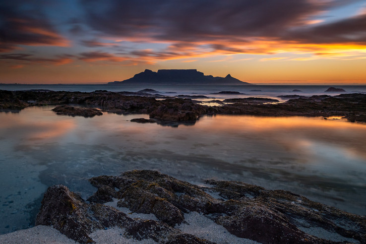 Table Mountain Pools