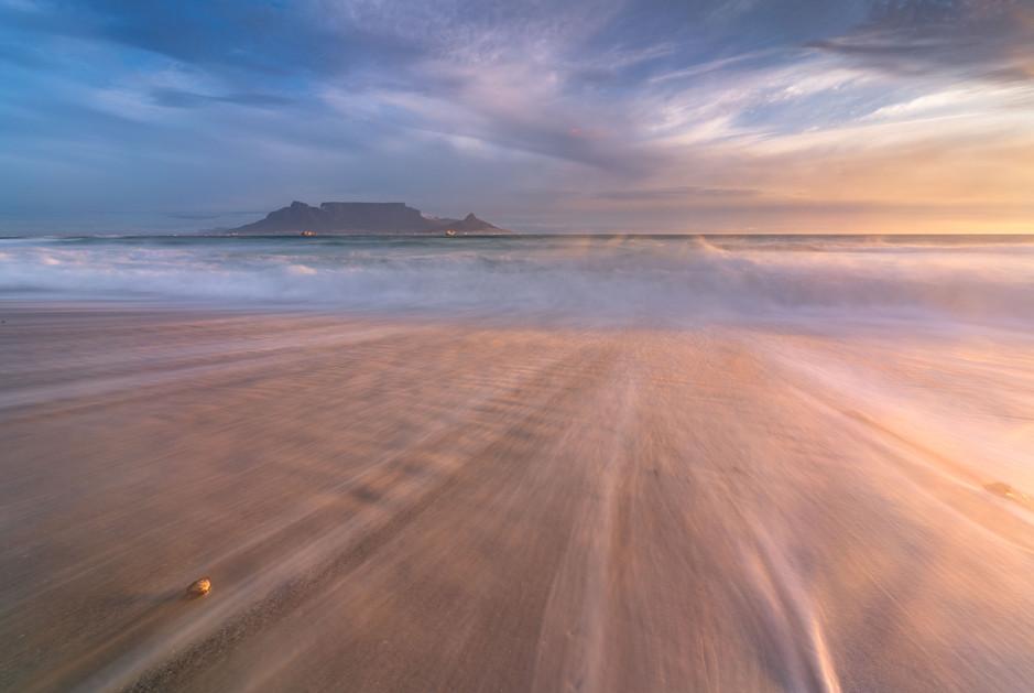 Blouberg Beach Lines