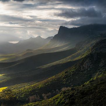 Piketberg Mountains