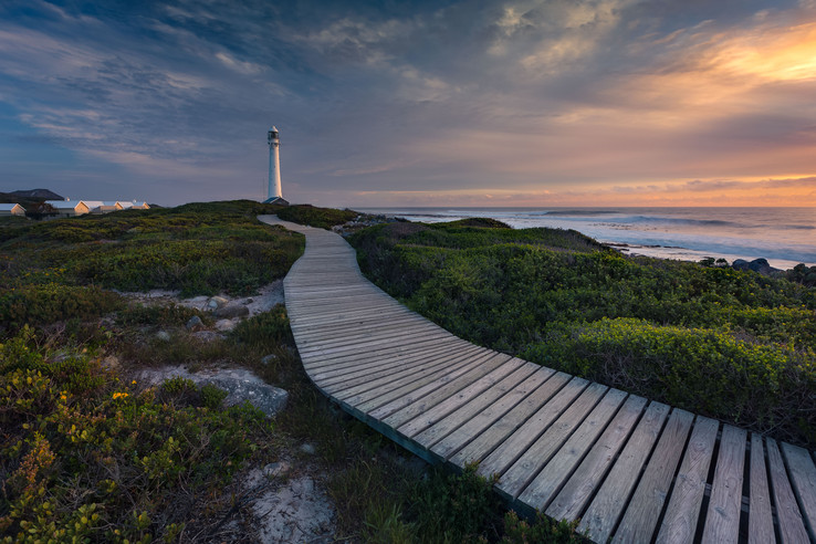 Slangkop Moody Lighthouse