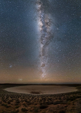 Kalahari Milkyway