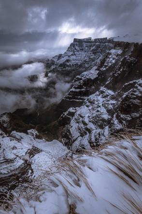 Snowy Drakensberg