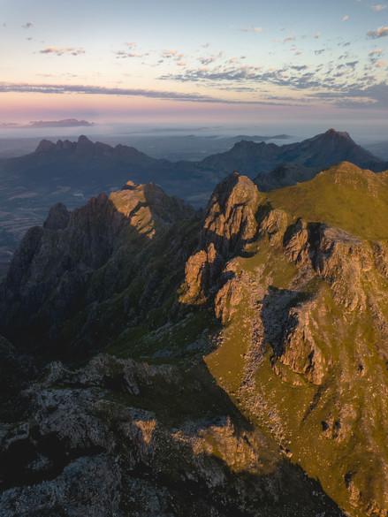 Hottentotsholland Mountains