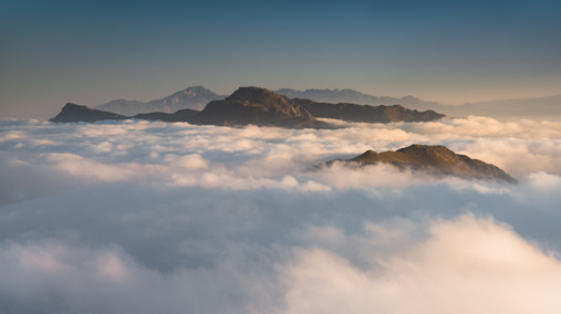 Bainskloof Mountains