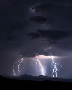 Drakensberg Lightning