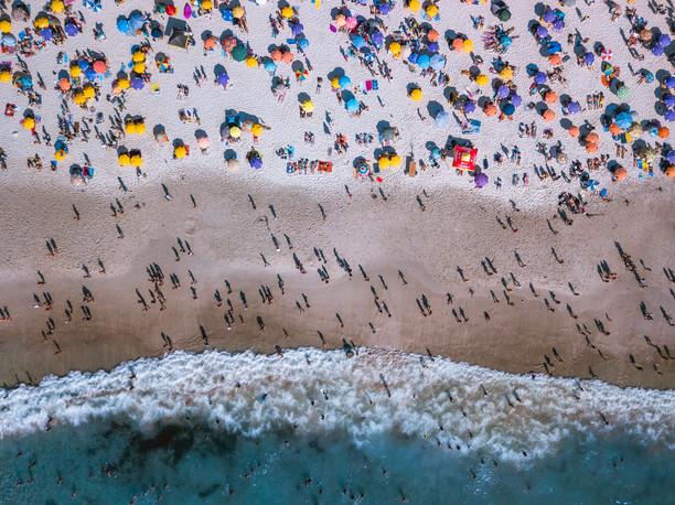 Cape Town Beach Summer