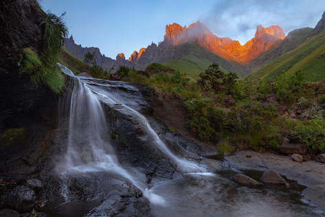 Fangs Waterfall