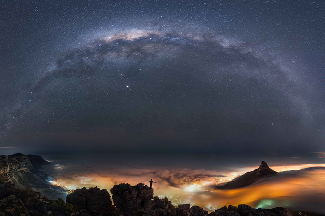 Cape Town Milkyway