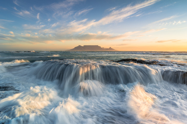 Blouberg Golden Hour