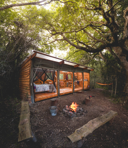 Platbos Forest Cabin
