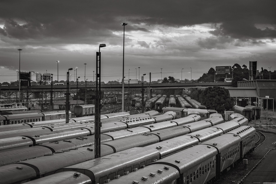 Johannesburg Trains BW
