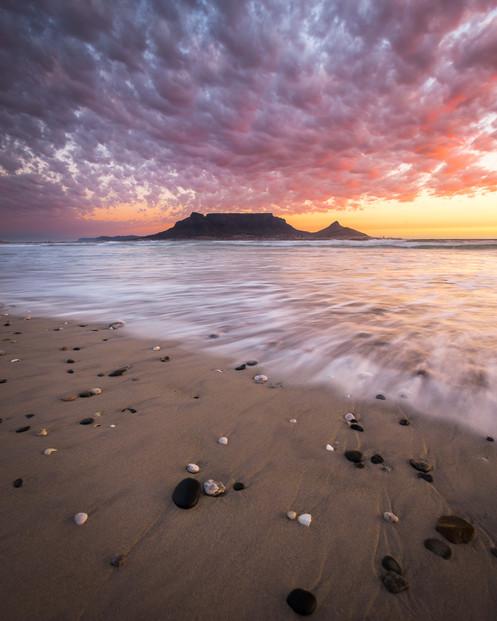 Table Mountain Pebbles