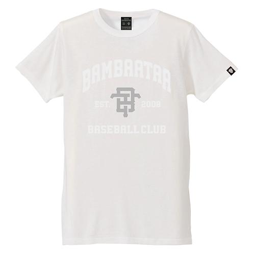TBトライブレンドTシャツ ホワイト