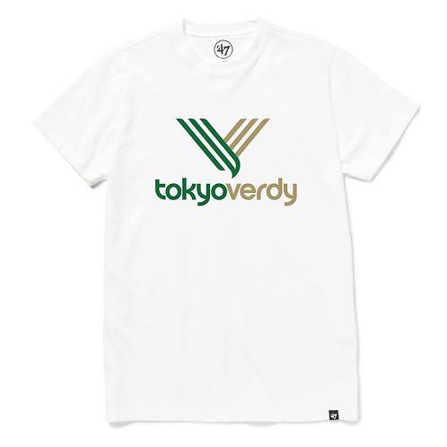 TVB Alternative Logo '47 CLUB Tee ホワイト