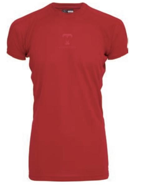 《クルーネック》ミツワタイガー少年用半袖アンダーシャツ