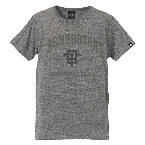 TBトライブレンドTシャツ ヘザーグレー