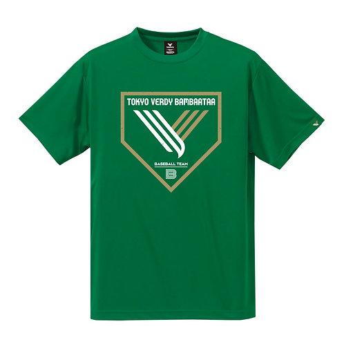TVB ホームロゴTシャツ グリーン