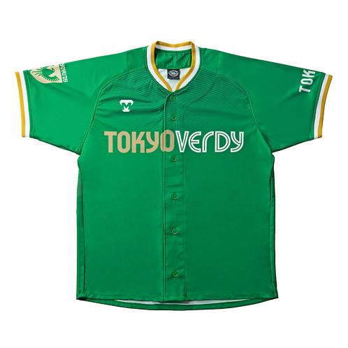 [在庫分]TVB レプリカユニフォームシャツ グリーン