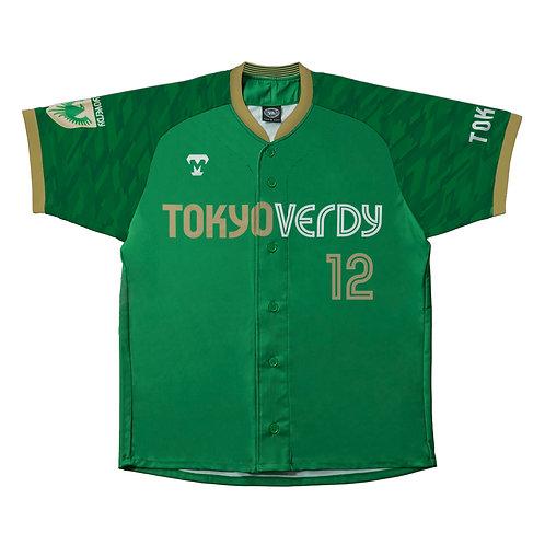 [受注生産]TVB 2020モデルレプリカユニフォームシャツ グリーン(選手選択可)