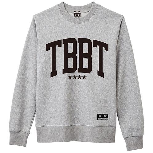 TBBTスウェットトレーナー グレー