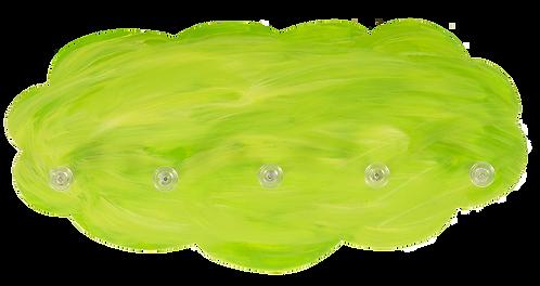 Wolke Hellgrün