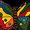 Thumbnail: Schmetterling farbig