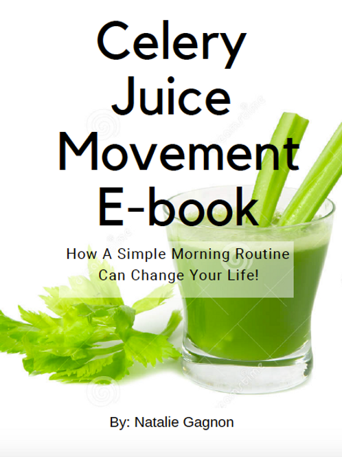 Celery Juice Movement E-Book
