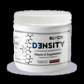 Vitamin D Importance: BLVCK Supplements Density