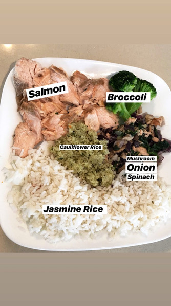 Does your plate state: I invest in my health?