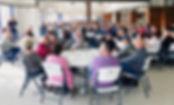 Vendor Meeting at Liberty Hall Event Center