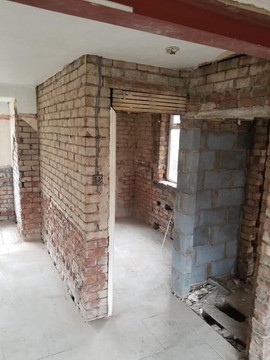 Recent project carries out by Damp Guard