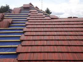 Recent Roofing work