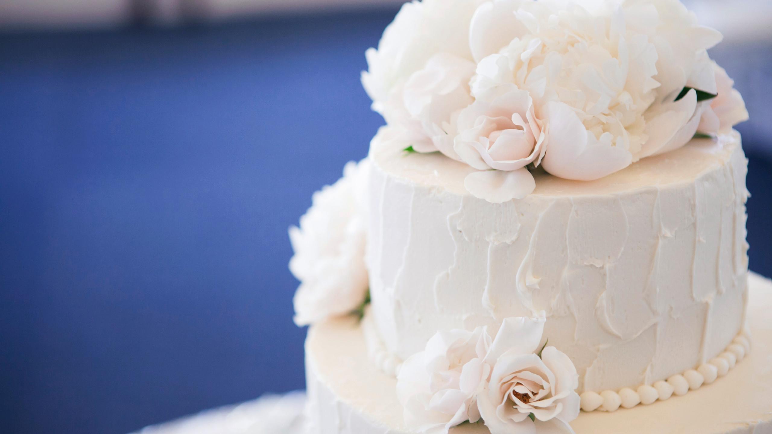 Tiered Wedding Cake