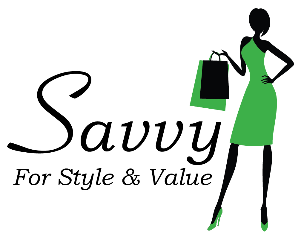 Savvy ad #1 Logo Lady Green-01