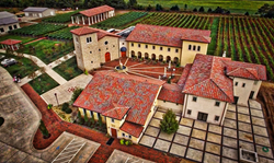 Villa Bellezza-Aerial