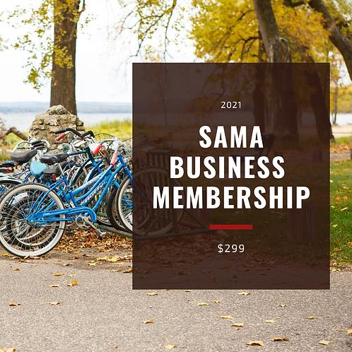 2021 SAMA Business Membership