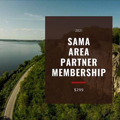 2021 SAMA Area Partner Membership