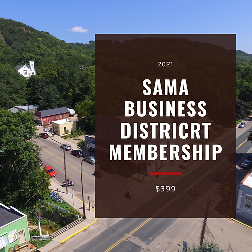 2021 SAMA Business District Membership