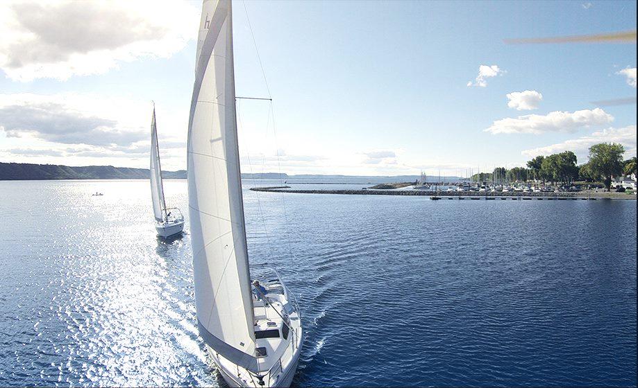 Sail Pepin