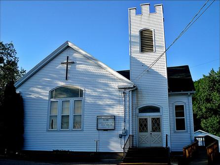 CALVARY COVENANT CHURCH