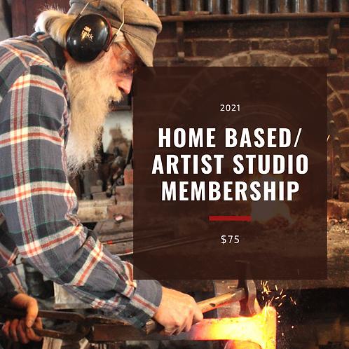 2021 SAMA Home Based/Artist Studio Membership