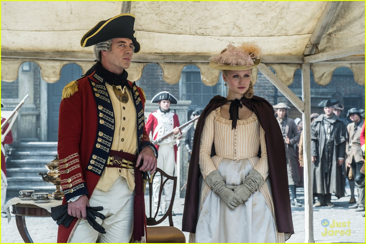 One New Picture Of Marton In Sons Of Liberty Marton Csokas Site