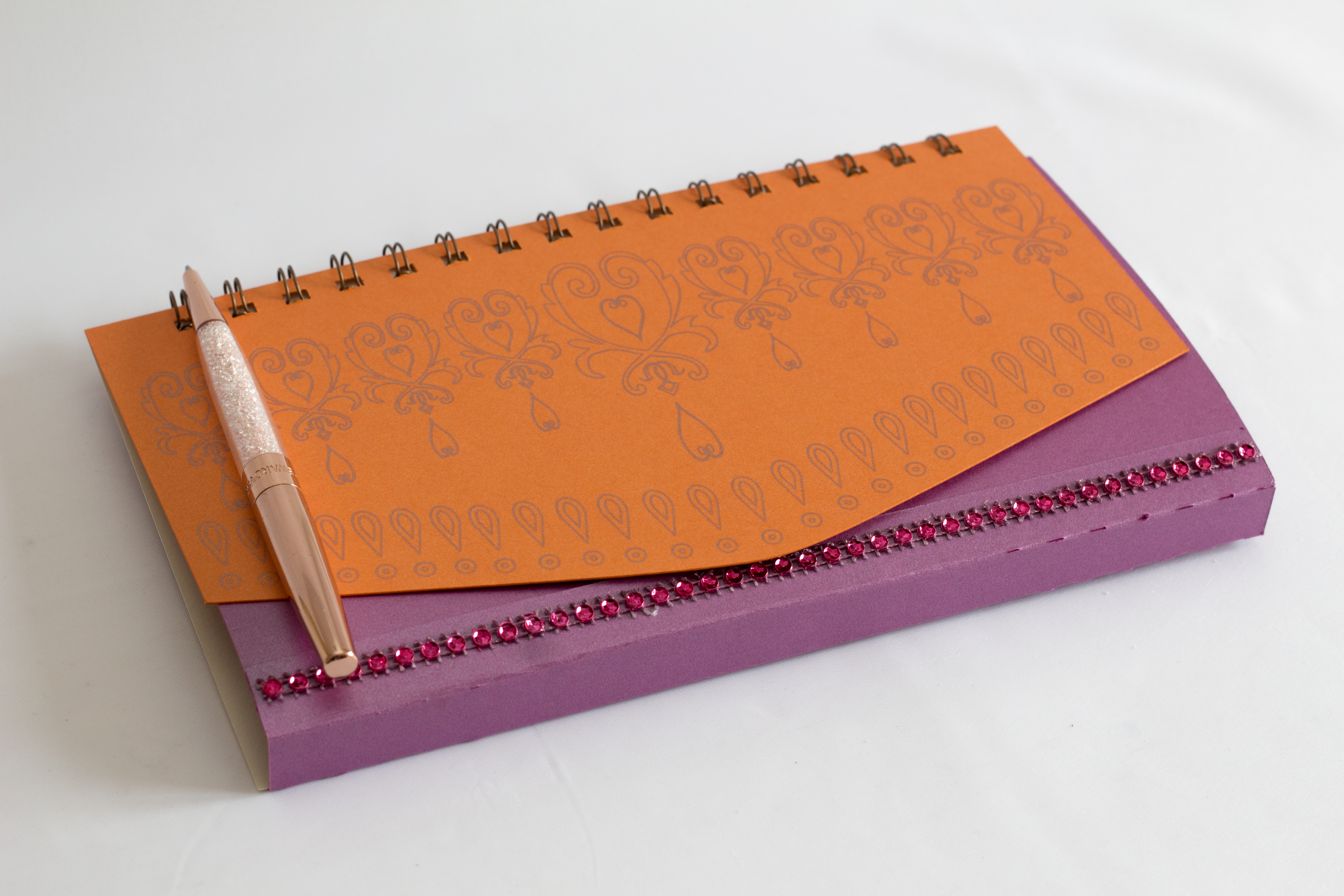 Envelope Style Guest Book